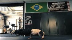 Breakdancer Simon Ata's Strength Training Workout Is Like Nothing You've Seen Before