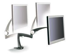 Brazo ajustable para pantalla plana TFT/LCD Fellowes  http://www.20milproductos.com/informatica-y-consumibles/soportes-ergonomicos-y-de-informatica/brazo-ajustable-para-pantalla-plana-tft-lcd-fellowes.html