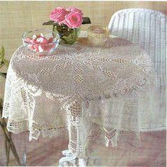 Un deleite para mimosearnos el alma y el hogar !Esto es oro puro en tus manos amiga tejedora !