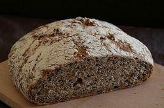 Mat på Bordet: No-knead-bread - grov frøbrød variant No Knead Bread, Muffins, Baking, Eat, Tutorials, Drink, Blogging, Muffin, Beverage