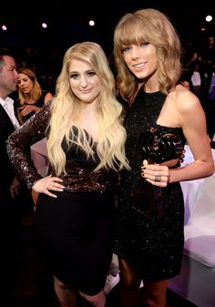 Megan Trainor and Taylor!