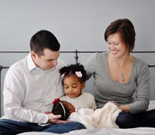 In the months leading up to their little one's arrival, expectant parents are overwhelmed with questions from the miniscule to the monumental. For parents considering adoption, their questions can be incredibly complex, especially when making the choice to pursue open adoption.