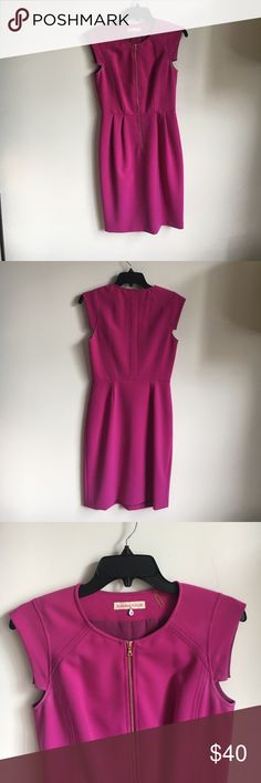 Rebecca Taylor dress Good condition. Full transparency there is some pilling throughout and minor deodorant marks at underarms (can definitely be removed with dry cleaning). Overall very good, wearable condition. Love this dress just a bit small for me these days 😩 deserves to go to a new home and be worn! Rebecca Taylor Dresses Midi