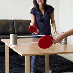 Pongo Portable Ping Pong | The Gadget Flow