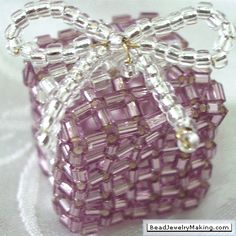 The Beading Gem's Journal: How to Make Beaded Boxes