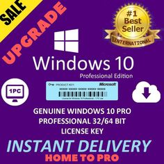 windows 10 home 64 bit license key