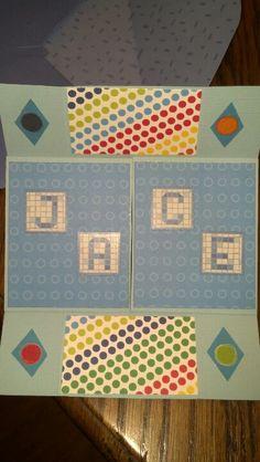 #2 of 4 ... perpetual folding card