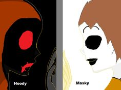 masky_and_hoody_by_ghostfreakfan01-d66acn2.png (642×482)