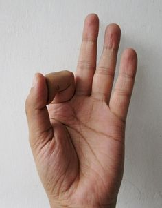 Gyan Mudra / Chin Mudra variation - gesture of knowledge  Chin Mudra is a remedy for mental disorders, insomnia, high blood pressure and depression. Chin Mudra enhances memory and improves concentration. Chin Mudra helps in opening up of psychic centers and stimulates Pineal gland.