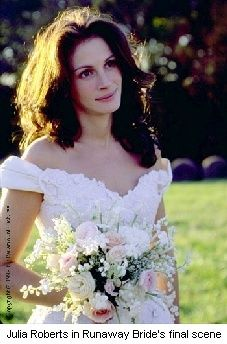Image detail for -This life be like... | So...I'm Julia Roberts in Runaway Bride...