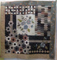 Que du beau les filles ! du travail d'art ! Bravo Hier j'ai visité la très jolie exposition de patchwork de mes copines à...