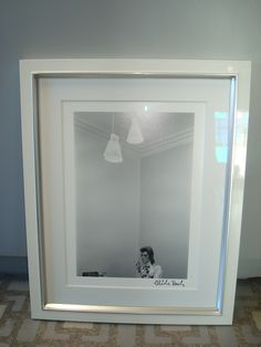 Diy framing sports memorabilia learn how easy it is to custom our tribute to david bowie solutioingenieria Choice Image
