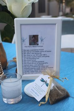 Celebration of Life Ideas, memorial reception, funeral reception In Memory Of Dad, In Loving Memory, Funeral Planning, Funeral Ideas, Funeral Reception, Funeral Memorial, Diy Party, Party Ideas, Diy Ideas