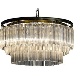 You Ll Love The Deco 3 Light Crystal Chandelier At Wayfair Ca