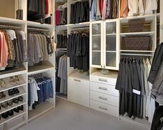 Contemporary Closet Remodeling Design, Pictures, Remodel, Decor and Ideas