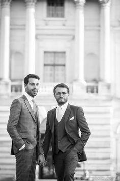 Antoine M-wedding photographer-mariage gay- chateau de Montgobert-mariage pour tous-Photographe mariage Paris