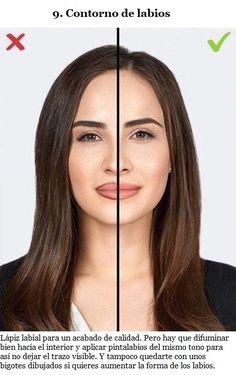 10 errores de maquillaje que nos añaden años de más. A nosotras las mujeres nos gusta vernos y sentirnos guapas. El maquillaje - es una de nuestras armas, para resaltar los rasgos y ocultar las imperfecciones. Pero a veces a la hora de maquillarse cometemos algunos errores. #maquillaje #belleza #makeup #beauty #fashion #style #beautiful #fashionblog