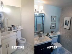 Bathroom Small Design Makeovers Before After And Lighting Sorts Makeover Ideas Hgtv Bathrooms