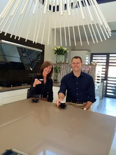 Week 5: Sustainability (Lanseria Home) Simon Bray with Debra Campbell from Engel & Volkers, Broadacres.