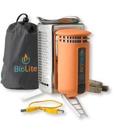 BioLite Camp Stove   L.L.Bean