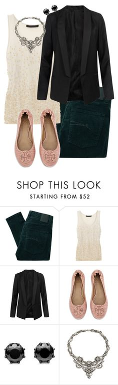 """""""OCD # I forgot :)"""" by massie-block-xox ❤ liked on Polyvore featuring Nobody Denim, Alexander Wang, AllSaints, Tory Burch, Juicy Couture and DANNIJO"""