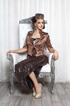 Haute Couture Mirage Traditionnel Algerien | tenue algerienne