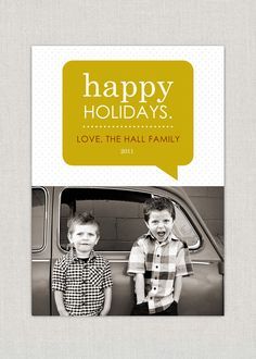 #Holiday #Christmas #Photo #Card