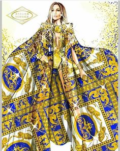 Fashion Design Drawings, Fashion Sketches, Fashion Illustrations, Atelier Versace, Designs To Draw, Fashion Art, Princess Zelda, Collages, Inspiration