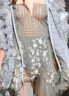 Couture detail.