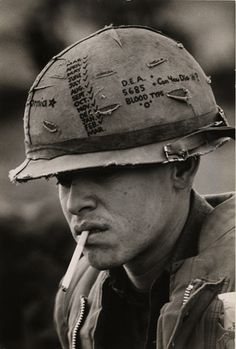 Vietnam War 1968. More