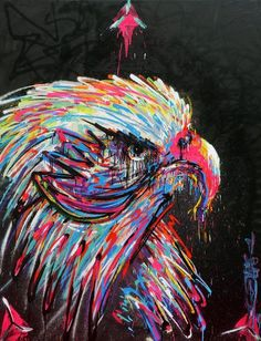 Colorful Street Art by Txemy