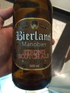 Bierland Strong Scootch Ale, Blumenau, Brasil