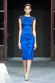 Talbot Runhof Spring 2013 Ready-to-Wear Runway - Talbot Runhof Ready-to-Wear Collection - ELLE
