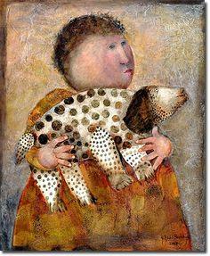 Graciela Rodo Boulanger: un chien