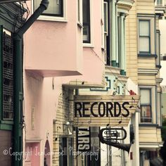 A dying breed... the record store