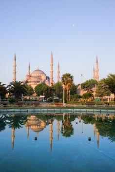 Istanbul: where Europe meets Asia. #turkey #cruise