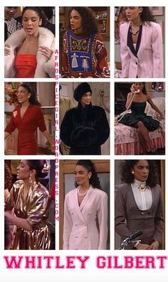 A Different World Fashion: Jasmine Guy as Whitley Gilbert 80s Fashion, Fashion Killa, Vintage Fashion, Fashion Outfits, Fashion Styles, Dwayne And Whitley, Whitley Gilbert, Trendy Outfits, Cute Outfits