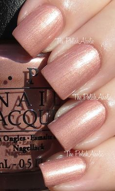 OPI A Butterfly Moment | #EssentialBeautySwatches | BeautyBay.com