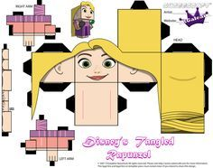 Tangled Rapunzel Part 1 by SKGaleana