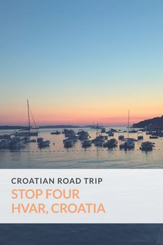 Island hopping from Split to Hvar in Croatia - Sop four on our road trip through Croatia, Montenegro and Bosnia.  Such a cute little island perfect for a day trip or stop over for Georges birthday. …