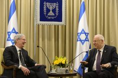 Apple CEO: 'We Have Enormous Admiration for Israel'
