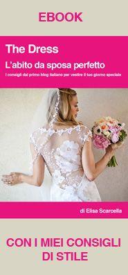 libro abito da sposa