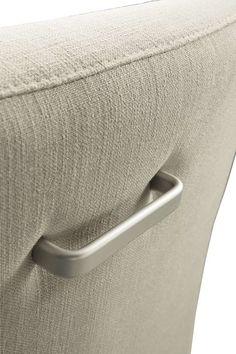 Detail eetfauteuil Zaragossa | Voor meer informatie en de diverse mogelijkheden kijkt u op www.prontowonen.nl #ProntoWonen #stoelen #woonkamer #eetkamer #interieur