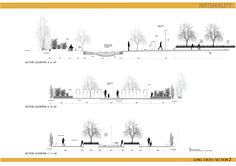 Layout sheets for landscape architecture - Google Search
