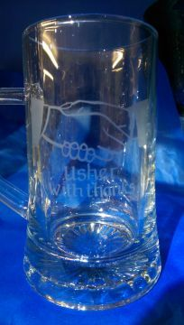 GALLERY - Glass Engraving Gifts Presents & awards from INSCRIPTIONS, Truro, Cornwall