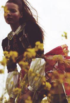Polina Kouklina for 10 Magazine