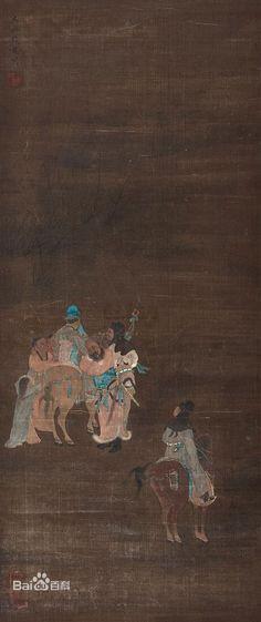 Qian Xuan(錢選)。