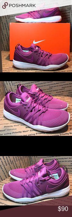 pretty nice de08a a9439  NIB  Nike Free TR7 Trainers Shoe Berry Size 8   NIB