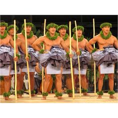 Handsome buggahs! :-)  Merrie Monarch Festival..  I want to go back home.  :-(
