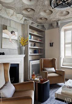 Шестиэтажный особняк в Лондоне